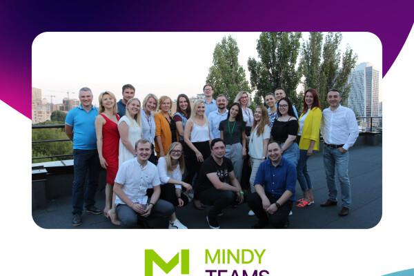 Open IT: компанія Mindy Teams
