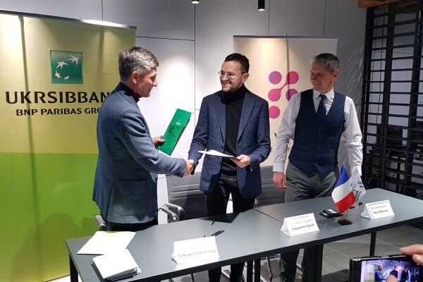 Новий фінансовий партнер Rivne It Cluster