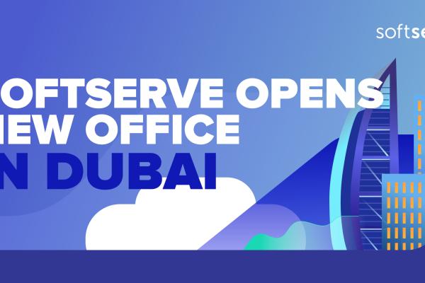 SoftServe відкриває офіс в Дубаї